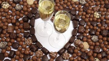 image for Valentine's Day Alcohol And Candy Pairings You Need This Weekend