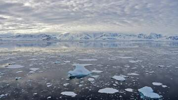 image for LISTEN: Crazy Sound a Chunk of Ice Makes, Dropped Down a Long Hole