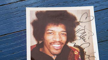 image for Jimi Hendrix's 'Science Fiction Rock n Roll' Takes On Harlem On 27 Club