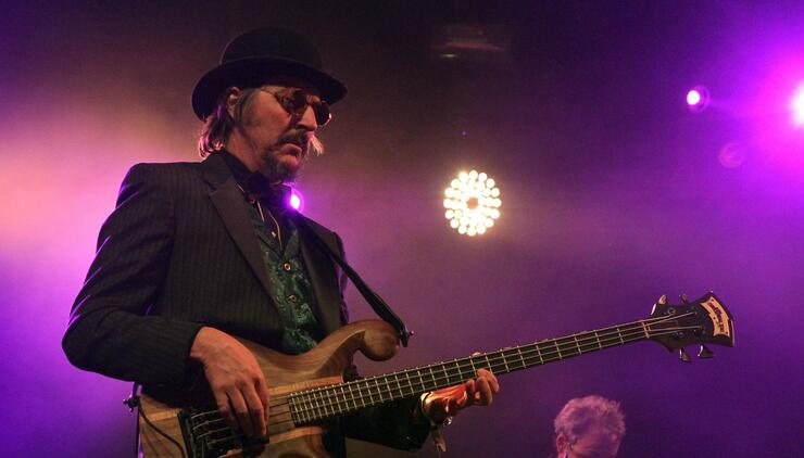 Primus Could Be Plotting Rush Salute With Rumored 'Tribute To Kings' Tour | iHeartRadio