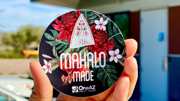 image for Mahalo Made Menu Is FREE On Valentine's Day Thanks To One AZ Credit Union