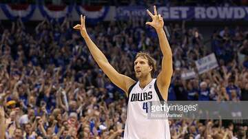 image for Wednesday, February 12th Dirk Nowitzki Called in to the Ben and Skin Show
