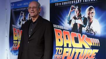 image for WATCH As Christopher Lloyd MEETS Dr Emmett L. Brown!