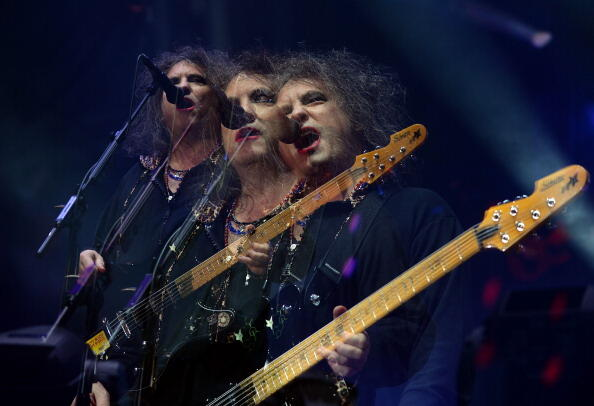 New Music From The Cure Coming This Year | Christie James | iHeart80s @ 103.7