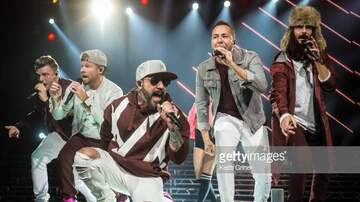 image for The Backstreet Boys Admit 'I Want It That Way' Makes 'No Sense'