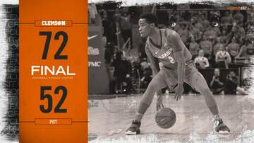 image for Clemson and Carolina Men's Basketball with Big Wins Last Night