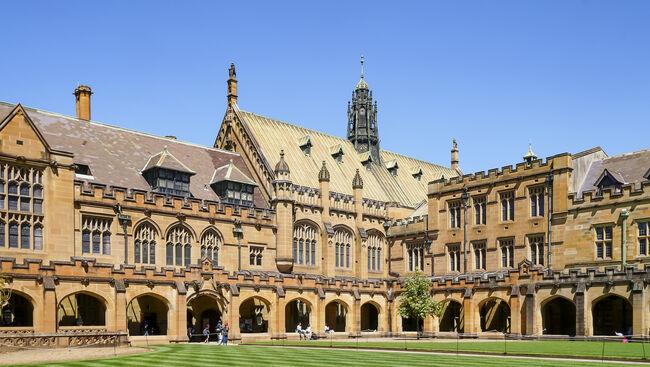 University of Sydney Architecture, Australia
