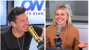 image for Ryan Seacrest Helps Tanya Rad Create the Perfect Valentine's Vibe Playlist