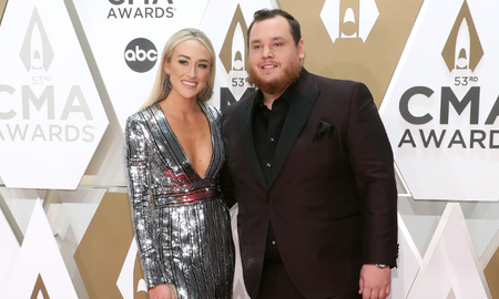 image for Luke Combs Shares Heartfelt Valentine's Day Post To Fiancée Nicole Hocking