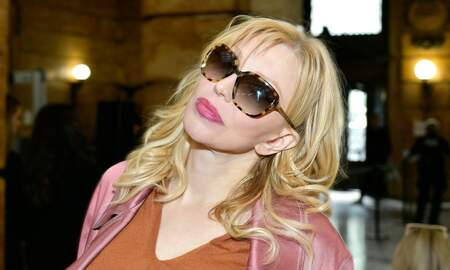 image for Courtney Love Claims To Be 18 Months Sober
