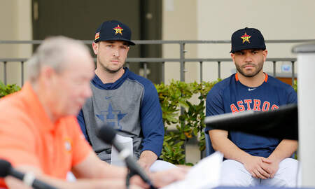 image for The Astros Apology Press Conference Was an Embarassment