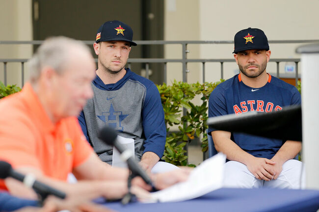 Houston Astros Media Availability