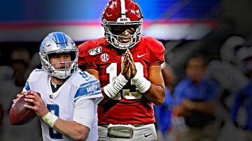 image for Rob Parker: Lions Needs to Trade Matthew Stafford and Draft Tua Tagovailoa