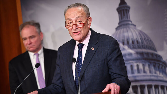 US-POLITICS-SENATE-SCHUMER