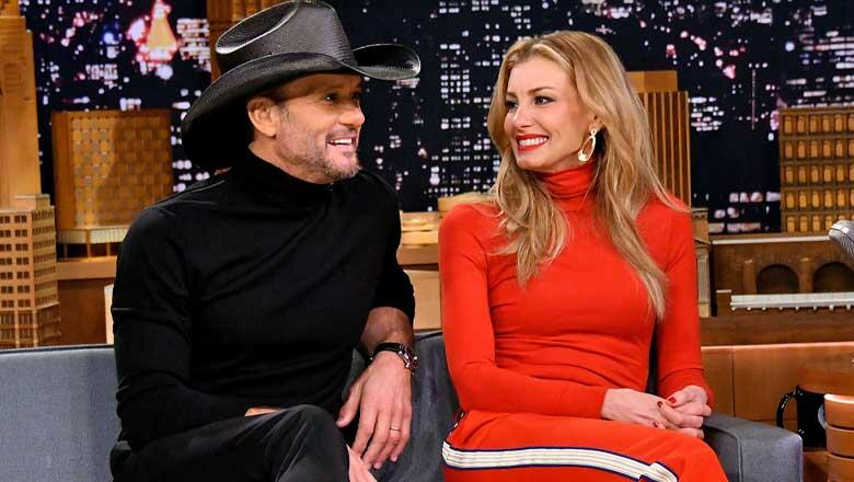 Tim McGraw Reveals Romantic Surprise That Stunned Faith Hill