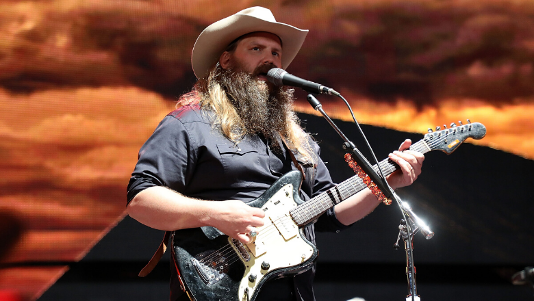 Chris Stapleton Hints At New Music 'Probably' Coming This Year | 95.5 The Bull