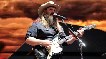 image for Chris Stapleton Hints At New Music 'Probably' Coming This Year