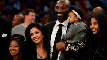 image for Vanessa Bryant Renames Kobe's Charity To Honor Daughter Gianna