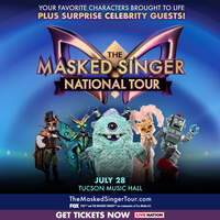 Win tickets to The Masked Singer National Tour!