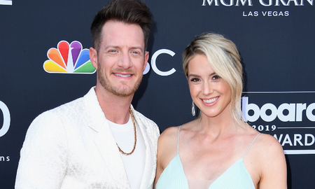 image for Tyler Hubbard And Wife Hayley Make Valentine's Day A Year-Round Thing