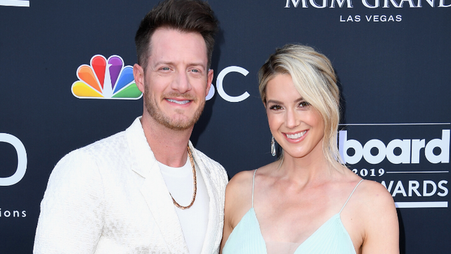 Tyler Hubbard And Wife Hayley Make Valentine's Day A Year-Round Thing