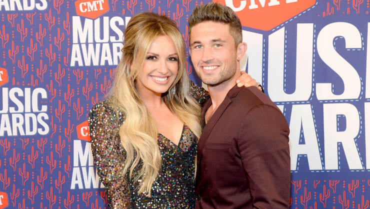 Carly Pearce And Michael Ray Share Sweet Duet, 'Finish Your Sentences'