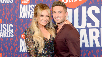 image for Carly Pearce And Michael Ray Share Sweet Duet, 'Finish Your Sentences'