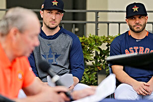 Astros Players Issue Apologies For Cheating in Unprecedented Public Forum