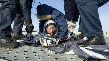 image for After 328 Days In Space Astronaut Christina Koch's REUNION With Her DOG!