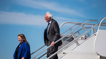 image for Socialist Bernie Sanders Enjoys Flying First Class