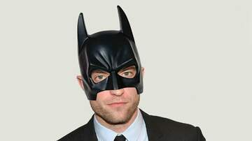 image for First Look At Robert Pattinson As Batman