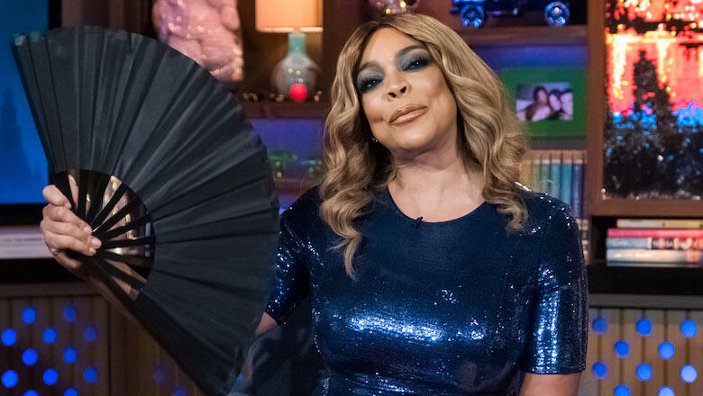 Wendy Williams Hits The Town With A New Man | DJ 33 1/3 | 1035 The BEAT