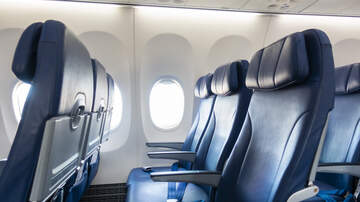 image for WATCH: Airplane Passenger Caught on Video Shaking Woman's Reclined Seat