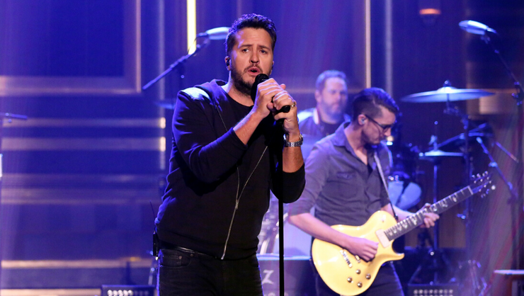 Luke Bryan Releases Title Track Of New Album 'Born Here Live Here Die Here'