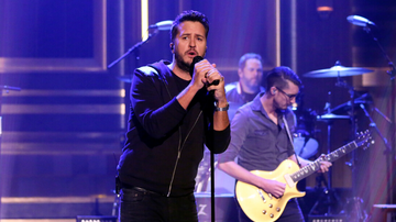 image for Luke Bryan Releases Title Track Of New Album 'Born Here Live Here Die Here'