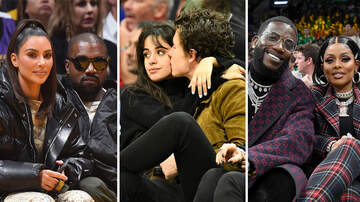 image for 15 Celebrity Couples Getting Close on the Court