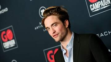 image for First Glimpse at Robert Pattinson as Batman