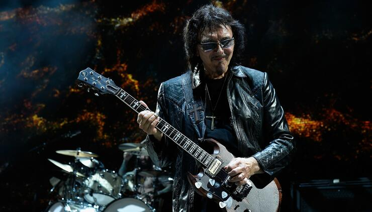 Tony Iommi Details Cruel Irony Of Accident That Cost Him Two Fingertips | iHeartRadio