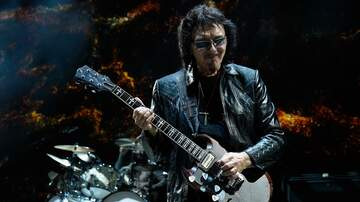 image for Tony Iommi Details Cruel Irony Of Accident That Cost Him Two Fingertips