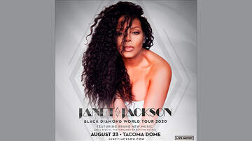 image for Janet Jackson - 8/23 at The Tacoma Dome
