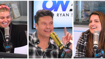 image for Ryan Seacrest & the Squad Read Love Letters to Their Partners On-Air