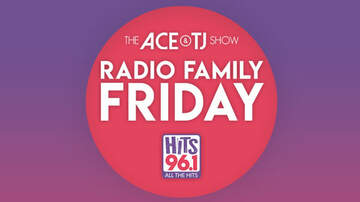 image for Radio Family Friday Online Contest Rules