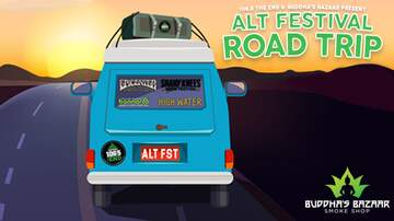 image for Alt Festival Road Trip Shaky Knees Rules