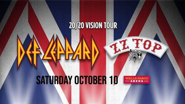 Def Leppard and ZZ Top - 20/20 Vision Tour
