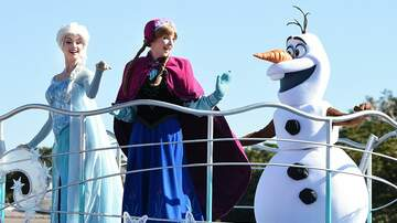 image for Disney to Open Frozen Land in 2023
