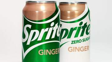 image for Sprites Ginger Flavor Is Finally Here & It Sounds So Good