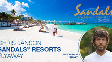 image for Chris Janson Sandals® Resorts Flyaway Rules
