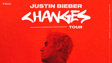 image for Justin Bieber: Changes World Tour - MIX 96.9