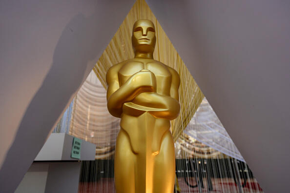 Memorable Oscars Moments On Naughty But Nice | KJ103