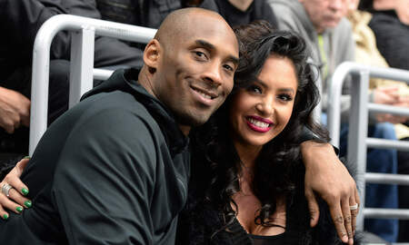 image for Vanessa Bryant Posts Loving Tribute To Kobe Bryant For Valentine's Day